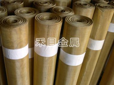 宁夏黄铜网